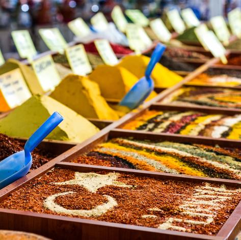 Spice Store in Bodrum, Turkey