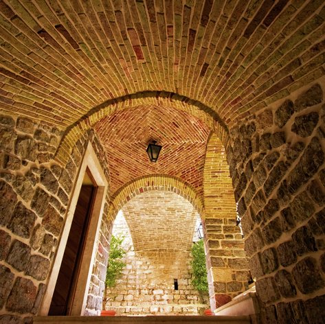 Marvel at the Buildings of Old Town Budva