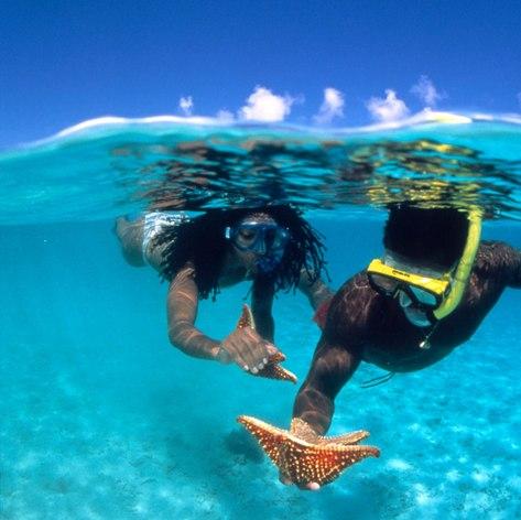 Snorkelling in St. John, US Virgin Islands