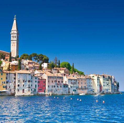 Cruise to Picture-Perfect Rovinj