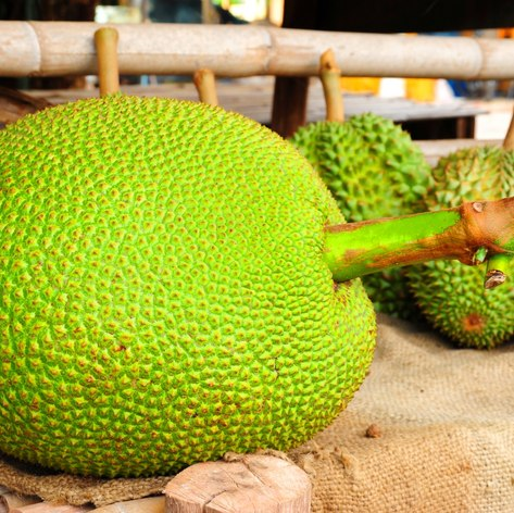 Try Jackfruit for the First Time