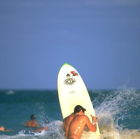 Have time out on Surfside