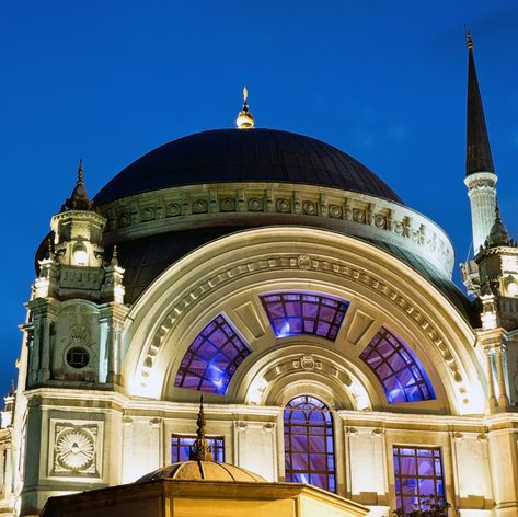 Dolmabahce Mosque Turkey