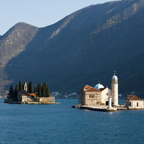 Cruise to Our Lady of the Rocks in the Bay of Kotor