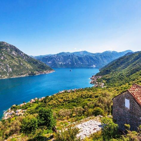 Enjoy the Spectacular Views from Budva's Coast