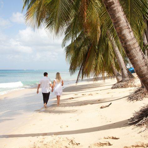 Walk Hand in Hand Along Gorgeous Sandy Beaches