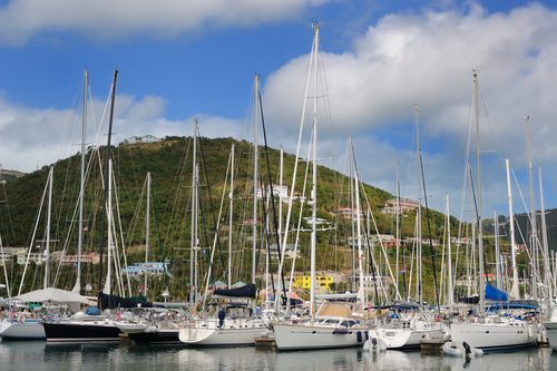 CYS BVI Charter Yacht Show 2019