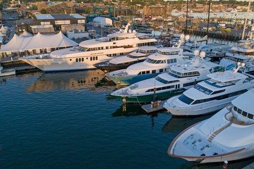 Newport Charter Yacht Show 2021