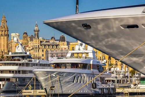 The Superyacht Show Barcelona 2020