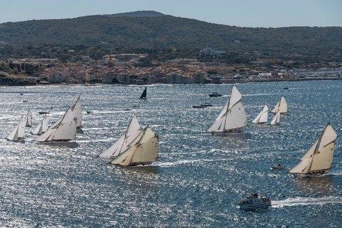 Les Voiles de Saint-Tropez 2019