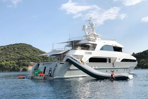 Luxury yacht 'Ottawa IV' joins East Mediterranean charter fleet