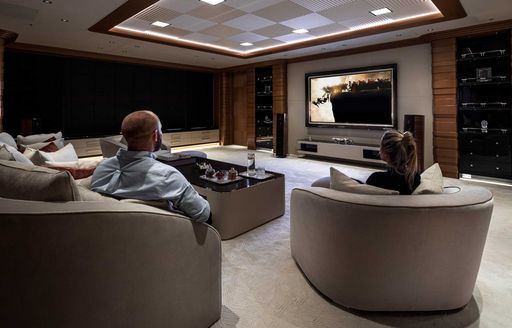 Inside Beyonce and Jay-Z's €1.7 mil p/ week charter yacht LANA photo 11