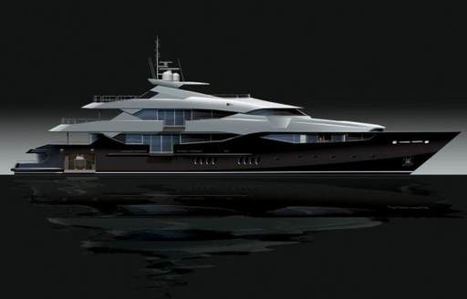 Princess AVK yacht