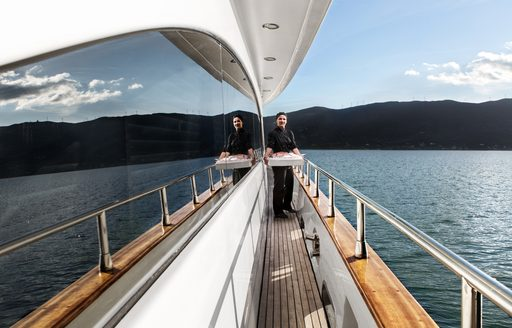New Video and Photos Reveal Charter Life On Board Superyacht 'Nitta V' photo 3