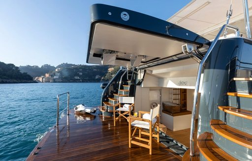 Newly renamed 55m motor yacht REVELRY now available for charter in Mediterranean photo 14