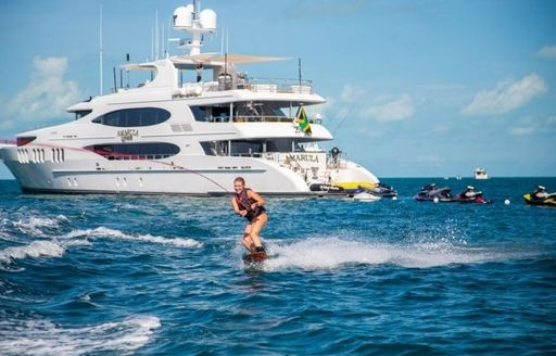 50m AMARULA SUN: Unmissable charter rate for fun in the Bahamas and Florida photo 2