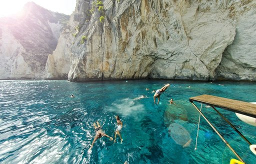 5 amazing blue caves you have to visit during a Greece superyacht charter  photo 7