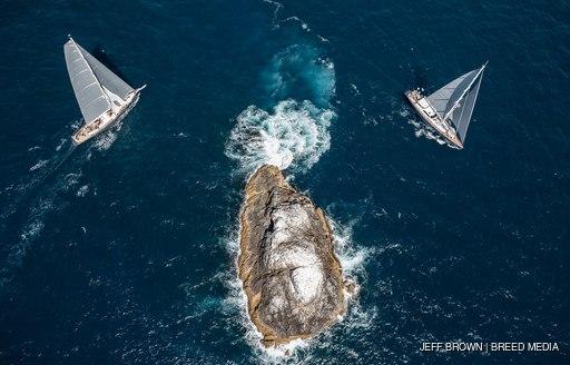 bay of islands superyacht regatta new zealand