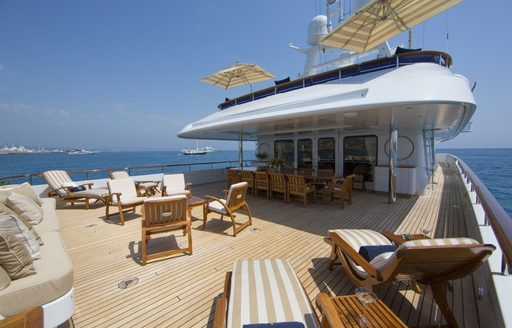 5 Of The Best Superyachts Available For Charter At The Monaco Grand Prix 2017 photo 6