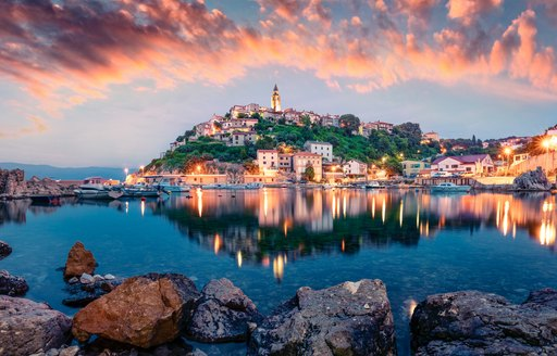 Croatia harbour