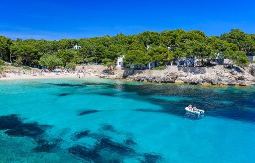 Sea view of Mallorca