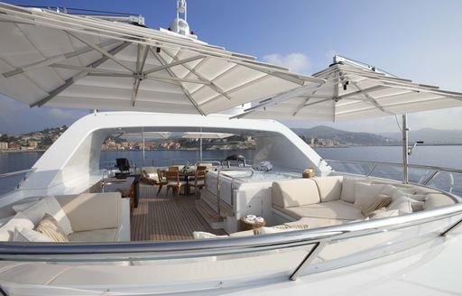 Motor yacht Kathleen anne sundeck