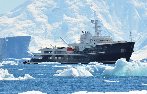 Antarctica: A superyacht vacation of a lifetime photo 25