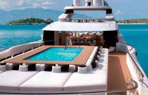 Inside Beyonce and Jay-Z's €1.7 mil p/ week charter yacht LANA photo 15