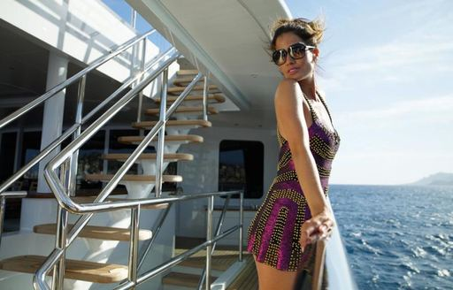 Charter Yacht 'Lady Sheridan' To Attend Fort Lauderdale International Boat Show 2016 photo 3