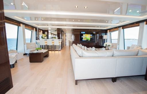 6 brand new charter yachts entering the market in 2018 photo 2