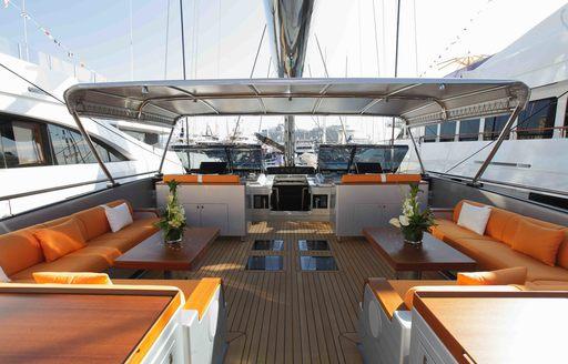 Charter Yachts Win Big At The Loro Piana Caribbean Superyacht Regatta photo 6