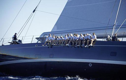 Award-Winning Charter Yachts Impress Crowds At St Barths Bucket 2016 photo 3