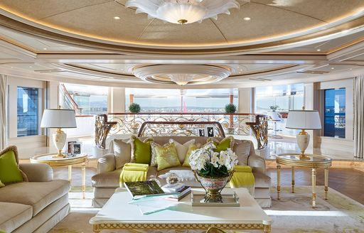 111m superyacht TIS will be the largest yacht ever to attend the Monaco Yacht Show photo 16