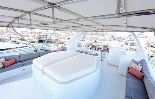 Mediterranean yacht charter special: 35M superyacht DXB photo 5