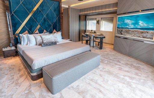 First look: Inside brand new 80m charter superyacht TATIANA photo 11
