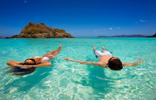 Virgin Islands swimming