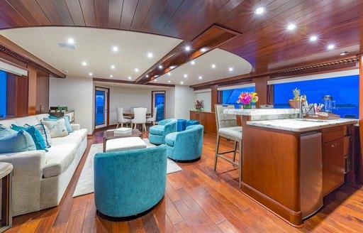 Benetti superyacht 'Lady S' joins global charter fleet photo 2
