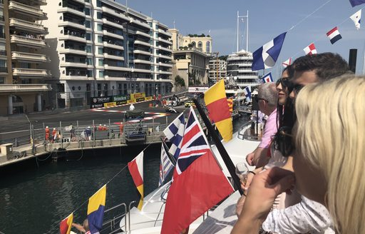 How to choose the best berth for the Monaco Grand Prix photo 5