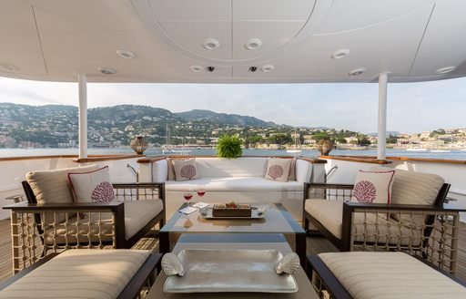 5 superyachts open for last minute South of France yacht charters photo 10