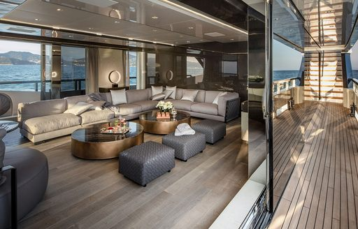 Luxury yacht MA joins Mediterranean charter fleet photo 6