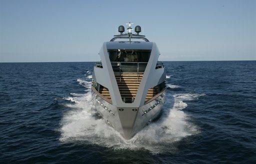 OCEAN EMERALD yacht charter