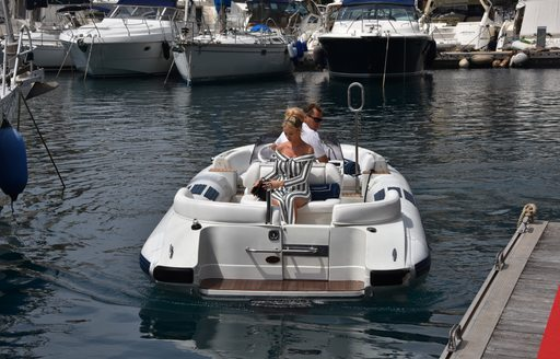 How to get on board your superyacht at the Monaco Grand Prix photo 3