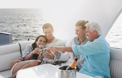 Best charter yachts for families