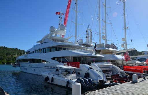 Action-packed Antigua Charter Yacht Show Wraps Up for 2015 photo 3