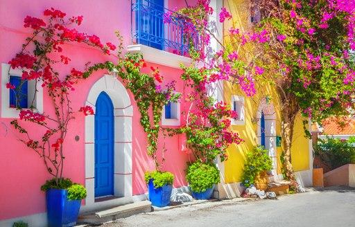 kefalonia floral street