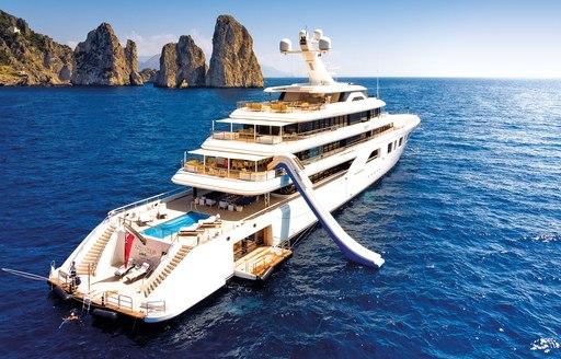 luxury yacht feadship
