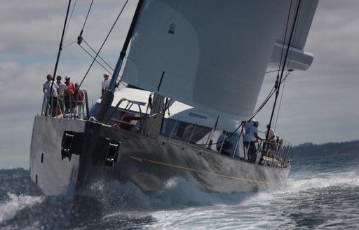 Award-Winning Charter Yachts Impress Crowds At St Barths Bucket 2016 photo 6