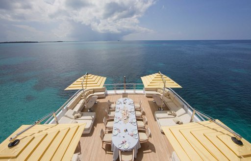 Charter Yacht TITANIA Reduces Weekly Base Rate For Winter Vacations photo 6