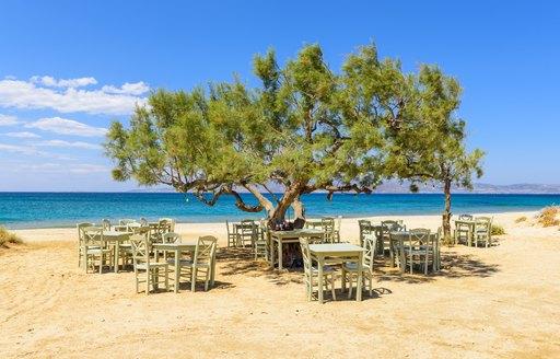 Plaka beach taverna