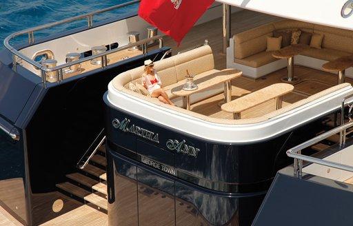 Experience the magic of the Caribbean on board Lurssen superyacht 'Martha Ann' photo 2